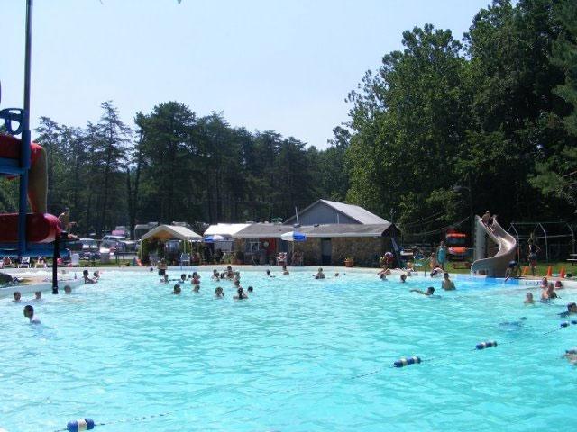 Pubic Pool